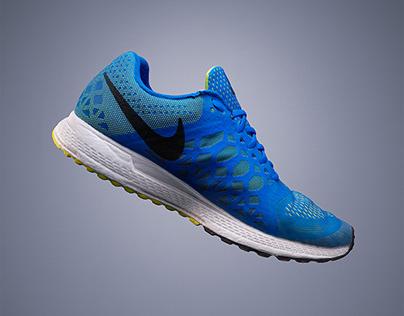 Nike - CGI (3D scan)