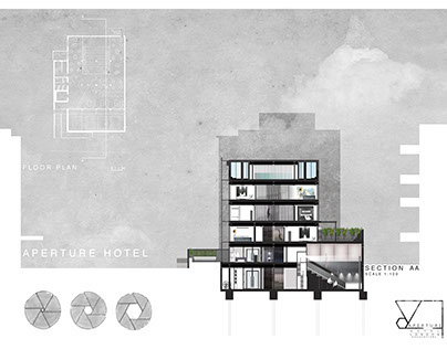 Aperture Hotel, Major Project Design Proposal