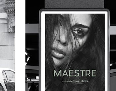 MAESTRE - Corporate Identity