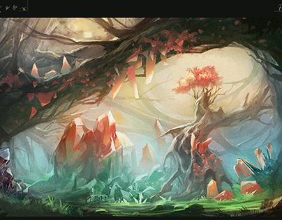 Environment Painting
