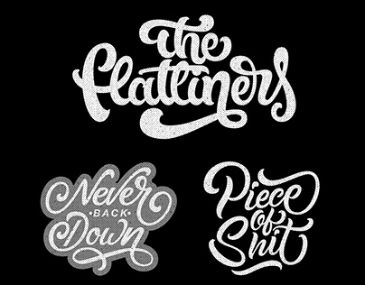 LETTERING COLLECTION I