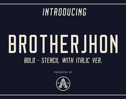 Brother Jhon Font