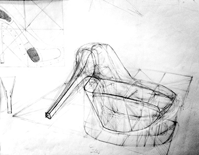 Analytical Drawing exercises