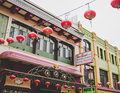 San Francisco, CA: Chinatown