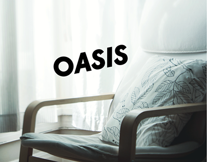 Oasis | Landing Page Template
