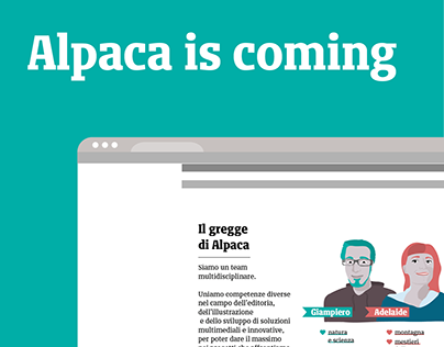 Alpaca is coming