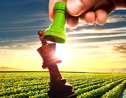 Anúncio Estratégia Agro