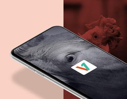 V1 App - UX/UI