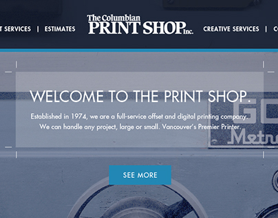 Columbian Print Shop