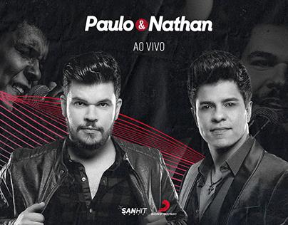 PAULO & NATHAN AO VIVO - SONY MUSIC