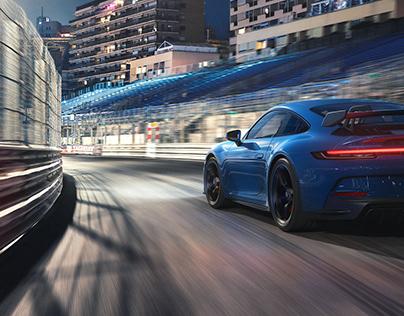 PORSCHE 911 GT3 /// with Andi Koslowski
