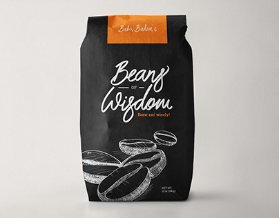 Packaging - Beans Of Wisdom