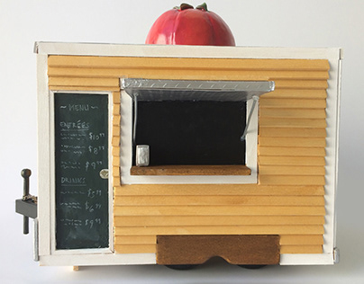 Attack of the Killer Tomatoes: Thematic Design & Model