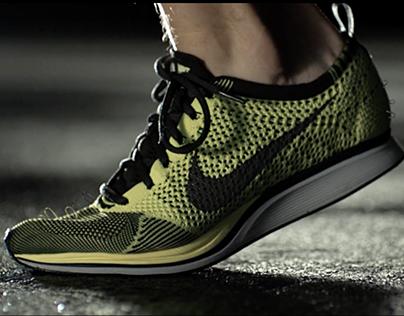 Nike FLYKNIT Music by Veerapat