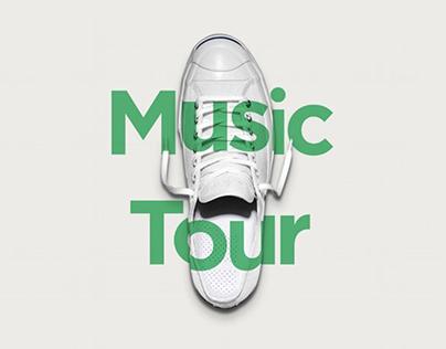 Spotify - Music Tour