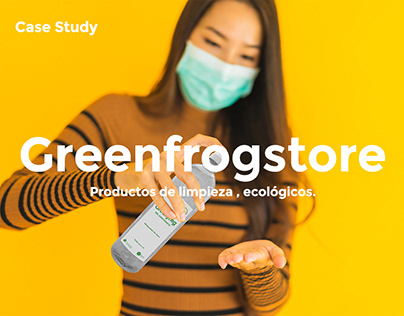 Case Study Greenfrog Store