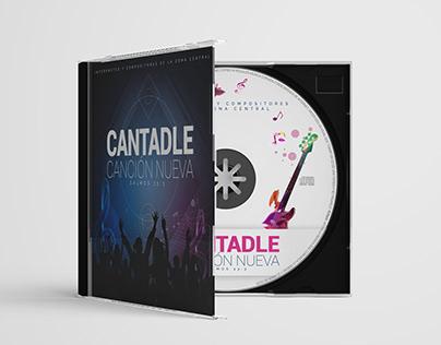 Cantadle Canción Nueva | CD ArtWork