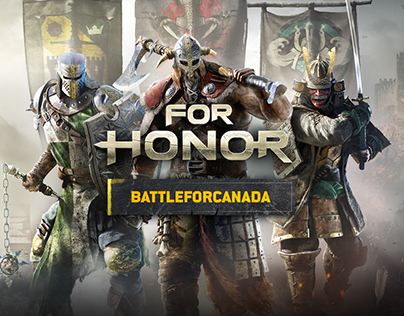 For honor - Battle for canada