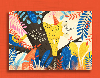 Into the Wild - greeting card collection