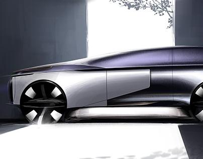 Land Rover Sponsored Project—Vision LANDSCAPE 2030