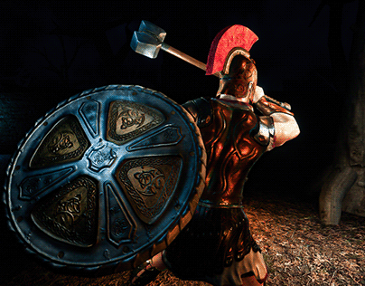 Warrior Post Production
