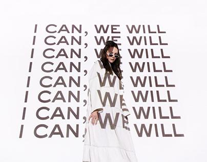 LANCOME IDOLE. I CAN, WE WILL
