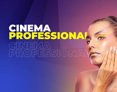 Cinema Professional - Школа макияжа