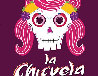 Menú La Chicuela-comida mexicana