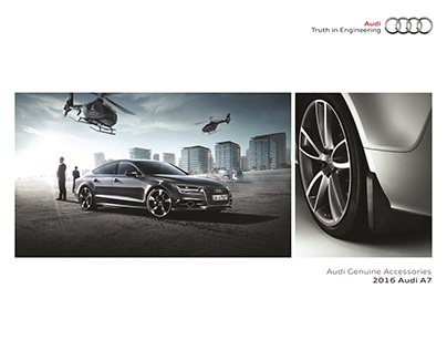 Audi Accessories Catalog  - Vehicle Specific