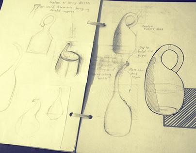 use of Design Methods for Dettol Hand Sanitiser.