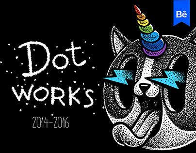 Dot works