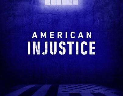 American Injustice Logo Animation