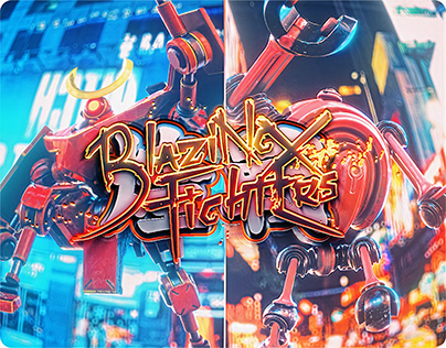 Blazing Fighters X