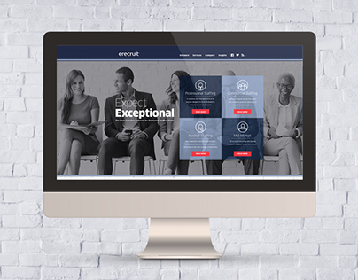 eRecruit Website