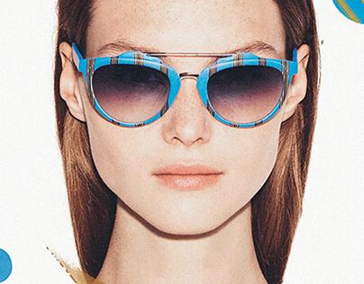 The Pinko Invasion - Sunglasses