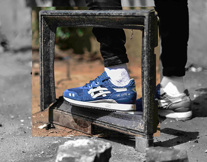 Asics Tiger x The Expressionist