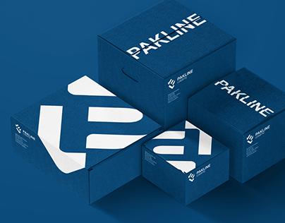 Pakline logistics brand development