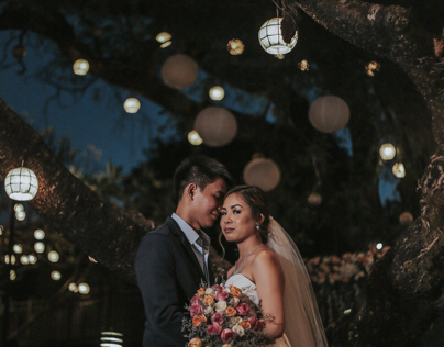 CHARLTON + VALERIE WEDDING