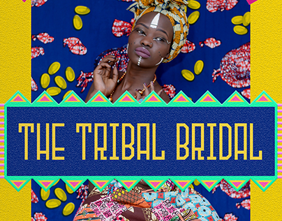 The Tribal Bridal Branding