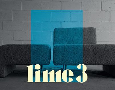 Lime3 Branding