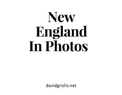 New England In Photos