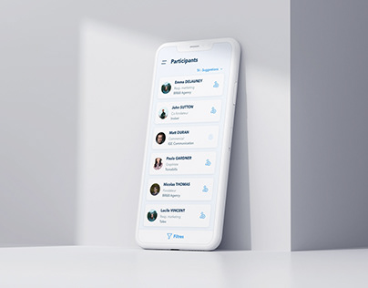 Event app project — soon.