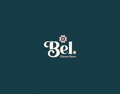 Bel. Closet Store • Branding