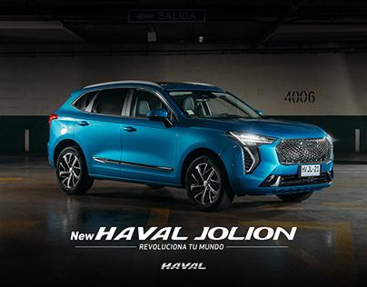 Haval Jolion - Revoluciona tu mundo