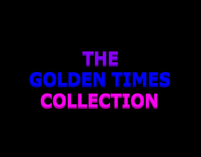 THE GOLDEN TIMES COLLECTION