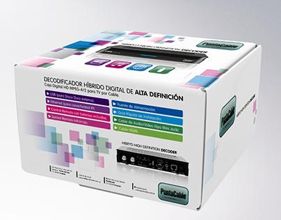Decoder: Diseño de Interface e Interacción + Packaging