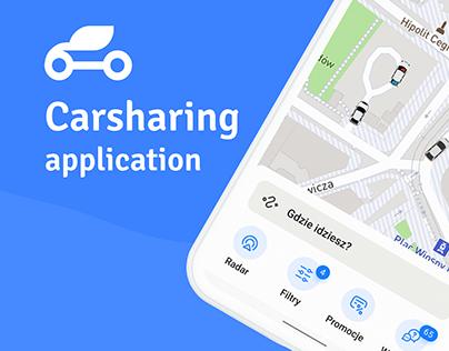 Carsharing Mobile App
