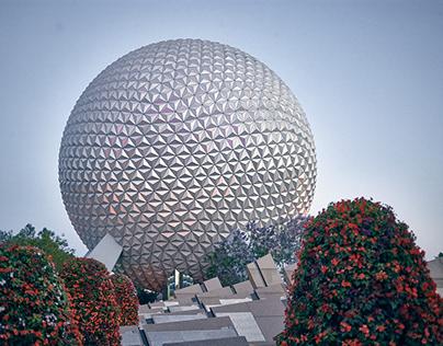 Walt Disney World - Epcot Center (1)
