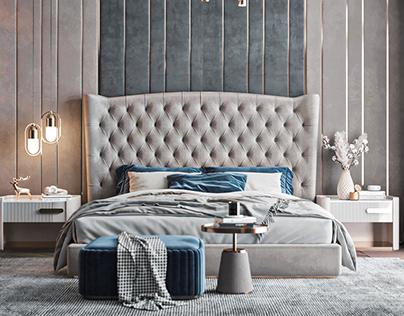 Bedroom - Dubai Project | Karaca Dizayn | VR