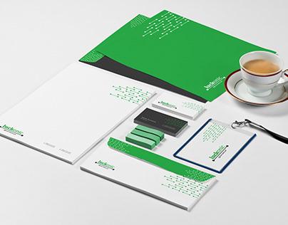 Branding design for Luckonic